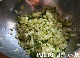 西葫芦虾仁猪肉饺