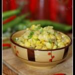 椒盐玉米粒(素菜)