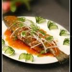 糖醋鲈鱼(荤菜-五星级家宴菜)