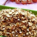 坚果脆麦片(健康小零食)