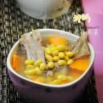 电压力锅黄豆炖羊排 (电压力锅菜谱)