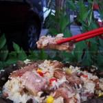 荷香蒸排骨(荤菜-湖北人的拿手菜)