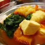 四色韓式海鮮鍋(暖身營養又好味的鍋仔)