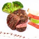 黑胡椒烤牛肉(荤菜-减肥必吃的营养大菜)