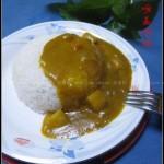 咖喱盖浇饭(花样主食)