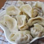 韮黄饺子(早餐菜谱)