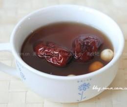 建莲红枣汤