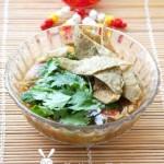 嘎巴菜(锅巴菜)(天津传统小吃)