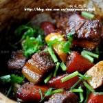 砂锅红烧肉(荤菜)