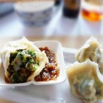 小白菜水饺(早餐菜谱)