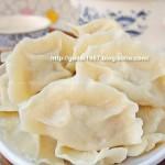 大白菜海螺水饺(早餐菜谱)