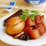 五花肉鹵蛋(葷菜)
