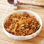 葱油酥(台湾家家户户必备的多用调味料)