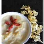 煉乳銀耳(甜品-天然養顏品)