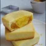 凤梨蛋黄酥(中式点心)