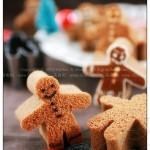 姜饼人蛋糕(圣诞美食)