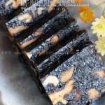 桂圆核桃芝麻红枣阿胶膏(家庭食疗)