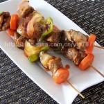 烤牛肉串(烤箱菜)