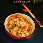 炒疙瘩(早餐菜谱-北京风味小吃中的佳品)