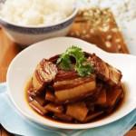 山药蒸肉(荤菜-美容又养生)