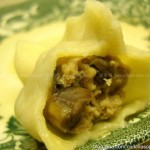 香菇肉馅饺子(早餐菜谱)