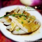 电饭锅饭焐萝卜(电饭锅菜谱-清火润喉的杭州冬日传统小菜)