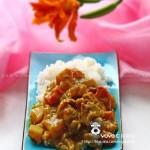 咖喱饭(早餐菜谱-方便又美味)