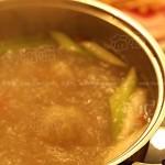 自制羊肉汤锅(火锅)