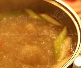 自制羊肉汤锅