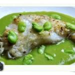 豌豆泥煎鳕鱼(海鲜家常菜)