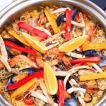 西班牙海鲜饭(圣诞美食)