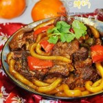 黄焖羊肉(荤菜)