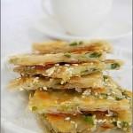 电饼铛五香葱油饼(电饼铛菜谱)