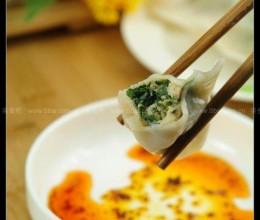 荠菜冬笋猪肉水饺