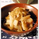 酸菜白肉炖粉条(东北菜)