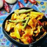 炒面片(西北早餐菜譜)