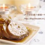蜜汁糖藕(最傳統的甜點)