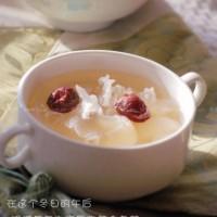 雪耳馬蹄甜湯