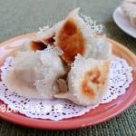 冰花煎饺-芹菜素馅(早餐菜谱)