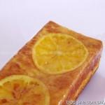 香橙蛋糕(甜品)