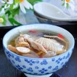 党参黄芪鸡汤(家庭食疗-补气血,防流感)