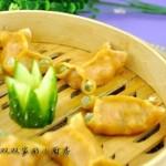 金鱼蒸饺(早餐菜谱)
