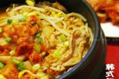 韩式肥牛火锅面