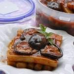 香菇年糕(早餐菜谱)