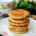 家常香肉饼(早餐菜谱)
