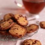 焦糖蔓越莓饼干(下午茶点)