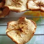 自制香甜苹果干(零食)