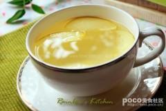 麦芽糖苹果茶