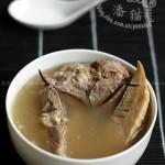 鸡骨草冬笋煲骨汤(荤菜-平肝火的滋补靓汤)