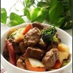 酱焖羊肉(荤菜)